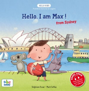 """Afficher """"Hello I'm Max from Sydney"""""""
