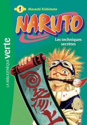 """Afficher """"Naruto n° 1 Les techniques secrètes"""""""