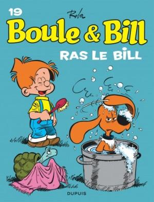 """Afficher """"Boule & Bill n° 19 Ras le Bill"""""""