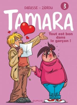 """Afficher """"Tamara n° 3Tout est bon dans le garçon !"""""""