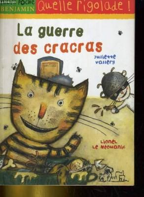 """Afficher """"La guerre des cracras"""""""