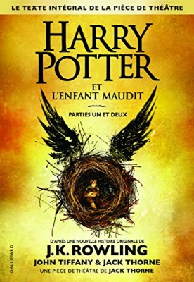 "Afficher ""Harry Potter n° 8 Harry Potter et l'enfant maudit"""