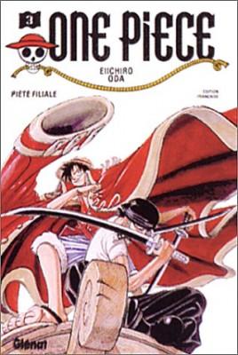 """Afficher """"One Piece n° 3 Piété filiale"""""""