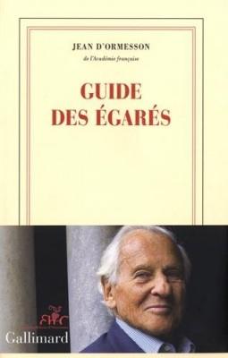 vignette de 'Guide des égarés (Jean d' Ormesson)'