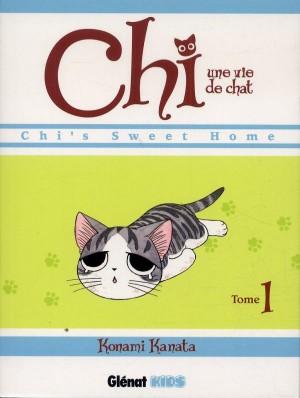 vignette de 'Chi, une vie de chat n° 1 (Kanata Konami)'