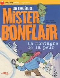 """Afficher """"Une enquête de Mister Bonflair La montagne de la peur"""""""