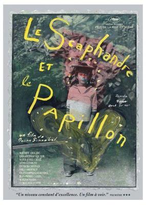 """Afficher """"Scaphandre et le papillon (Le)"""""""