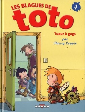 """Afficher """"Les Blagues de Toto n° 4Les blagues de Toto n° 4Tueurs à gags"""""""