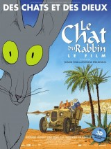 "Afficher ""Le Chat du rabbin"""