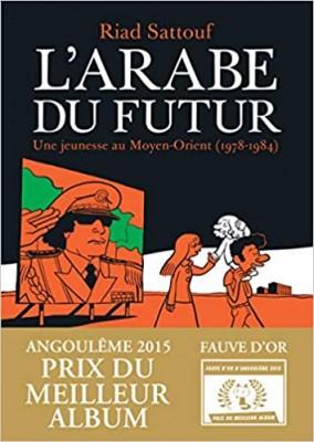 "Afficher ""L'Arabe du futur."""