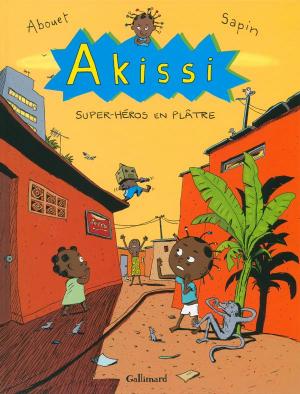"""Afficher """"Akissi n° 02 Super-héros en plâtre"""""""