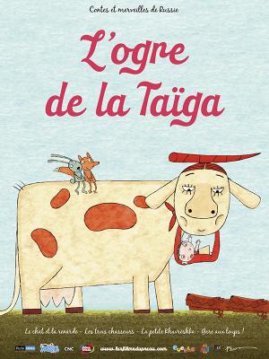 vignette de 'L'Ogre de la Taïga : contes et merveilles de Russie Images animées (Konstantin BRONZIK)'