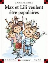 """Afficher """"Max et Lili veulent être populaires"""""""
