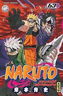"""Afficher """"Naruto n° 63"""""""