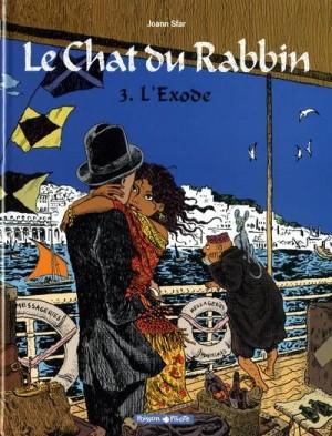 """Afficher """"Le chat du rabbin n° 3 L'exode"""""""