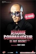 """Afficher """"Jérôme Commandeur se fait discret"""""""
