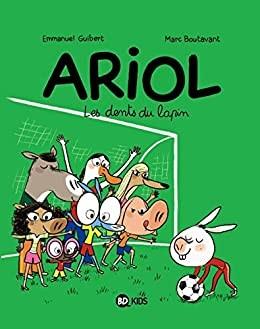 """Afficher """"Ariol n° 9 Les dents du lapin"""""""
