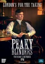 vignette de 'Peaky blinders n° 2<br /> Peaky blinders : saison 2 (Steven Knight)'