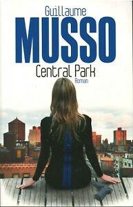 vignette de 'Central Park (Guillaume Musso)'