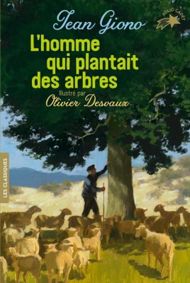 vignette de 'L'homme qui plantait des arbres (Jean Giono)'