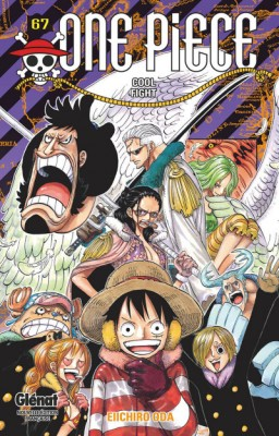 "Afficher ""One Piece n° 67 Cool fight"""