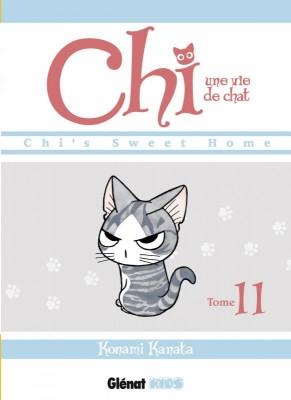 """Afficher """"Chi, une vie de chat (manga) - série complète n° 11 Chi, une vie de chat"""""""