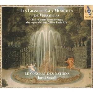 """Afficher """"Les grandes eaux musicales de Versailles"""""""