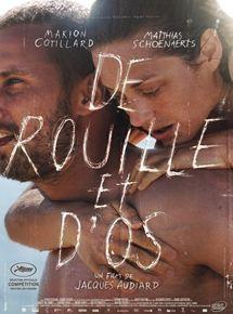 """Afficher """"De Rouille et d'os"""""""