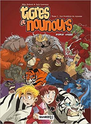 """Afficher """"Tigres et nounours n° 1"""""""