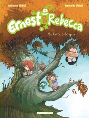 """Afficher """"Ernest & Rebecca n° 6La boîte à blagues"""""""