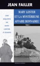 """Afficher """"Villa des Quatre Vents - série complète : 2 tomes n° 46<br /> Mary Lester et la mystérieuse affaire Bonnadieu"""""""