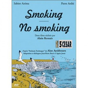 """Afficher """"Smoking / No smoking"""""""