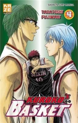 "Afficher ""Kuroko's basket n° 4"""
