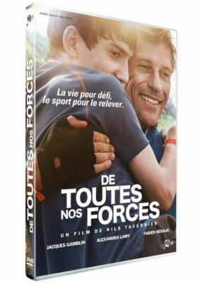 vignette de 'De toutes nos forces (Nils Tavernier)'