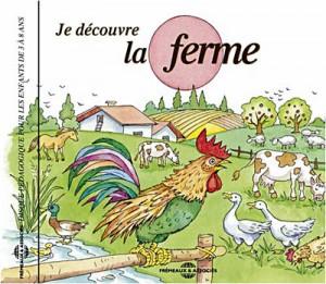 """Afficher """"Je découvre la ferme"""""""