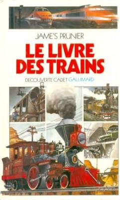 """Afficher """"Le Livre des trains"""""""