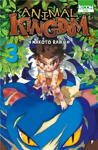Animal kingdom n° 3