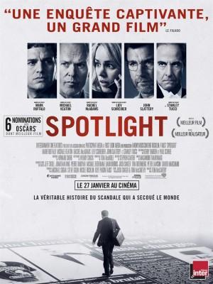 vignette de 'Spotlight (Tom McCarthy)'