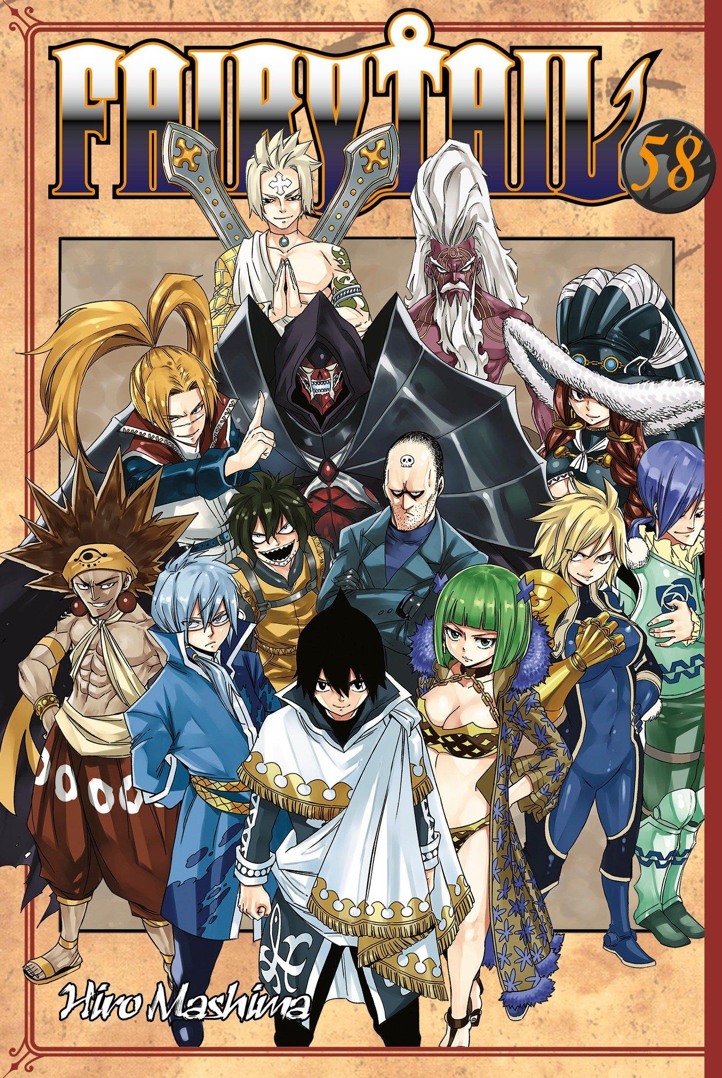 Fairy Tail n° 58