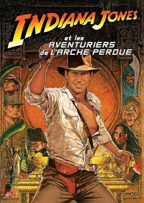 """Afficher """"Indiana Jones et les aventuriers de l'arche perdue"""""""