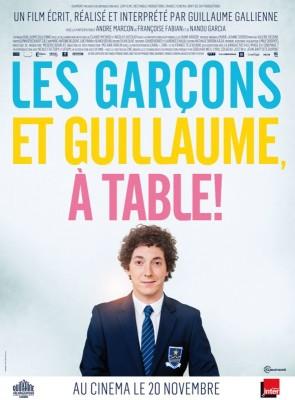 vignette de 'Les Garçons et Guillaume, à table ! (Guillaume Gallienne)'