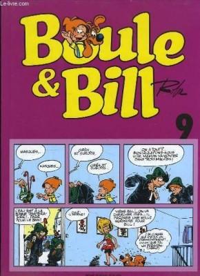 """Afficher """"Boule & Bill n° 9"""""""