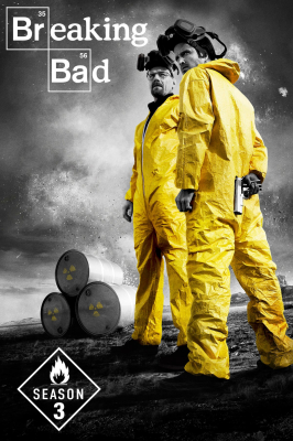 "Afficher ""Breaking Bad n° 3<br /> Breaking bad - Saison 3"""