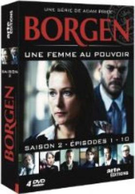 """Afficher """"Borgen : une femme au pouvoir n° 2 Borgen : une femme au pouvoir, saison 2"""""""