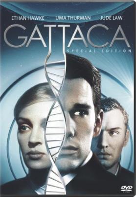 """Afficher """"Bienvenue à Gattaca DVD"""""""