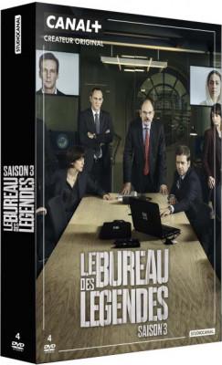 """Afficher """"Le Bureau des légendes, saison 3"""""""