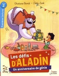 """Afficher """"Les défis d'AladinUn anniversaire de génie"""""""