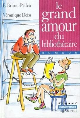"""Afficher """"Le grand amour du bibliothécaire"""""""