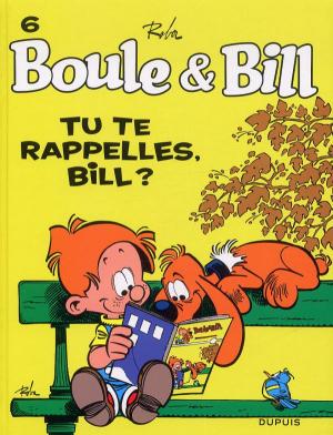 "Afficher ""Album de Boule & Bill n° 17 Tu te rappelles, Bill ?"""