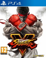 "Afficher ""Street Fighter n° 5<br /> Street Fighter V"""